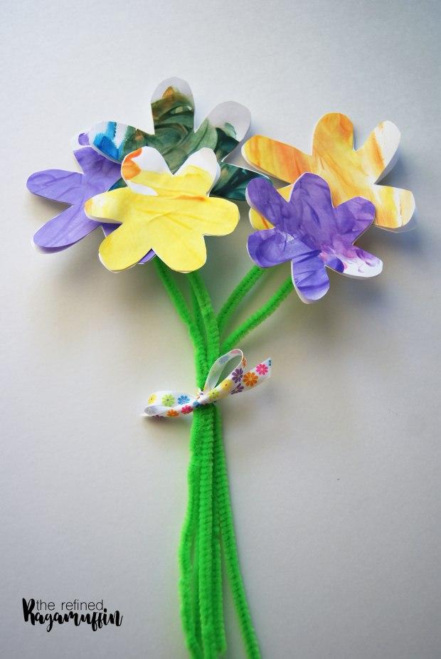 painted-paper-flower-bouquet-4