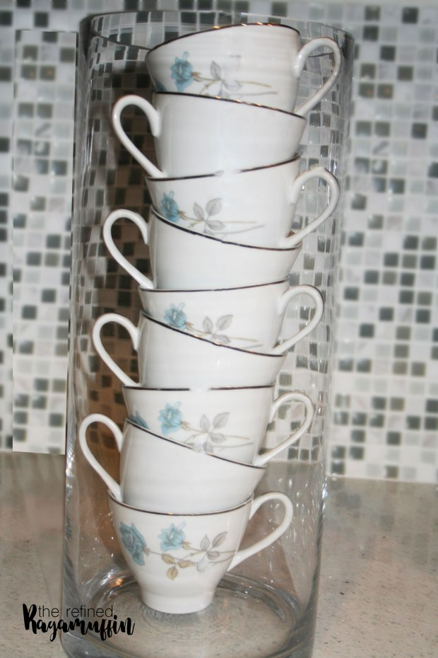 pewter-dishes-blue-kitchen-decor-stacked-teacups6
